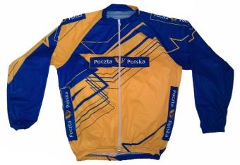 kurtka kolarska poczta polska