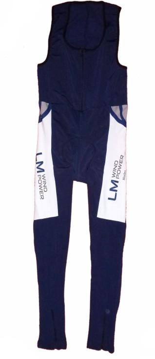 długie spodnie kolarskie