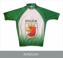 Koszulki Kolarskie