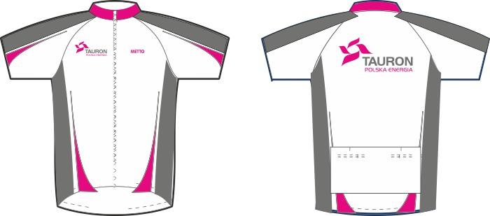 koszulki rowerowe tauron