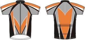 koszulka kolarska c1 metto