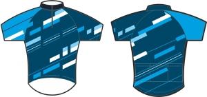 koszulka kolarska c10 metto