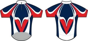 koszulka kolarska c11 metto