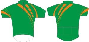 koszulka kolarska c13 metto
