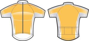 koszulka kolarska c8metto