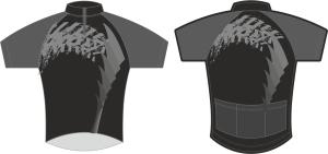 koszulka kolarska c9 metto